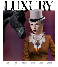 Luxury Magazine Dec 2012