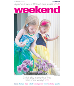 The National Weekend July 2015