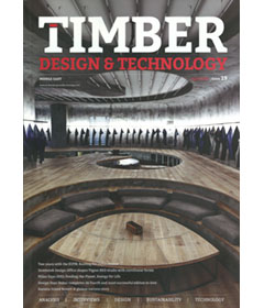 Timber magazine April 2015